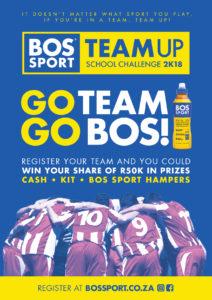 Bos Sport Team Up